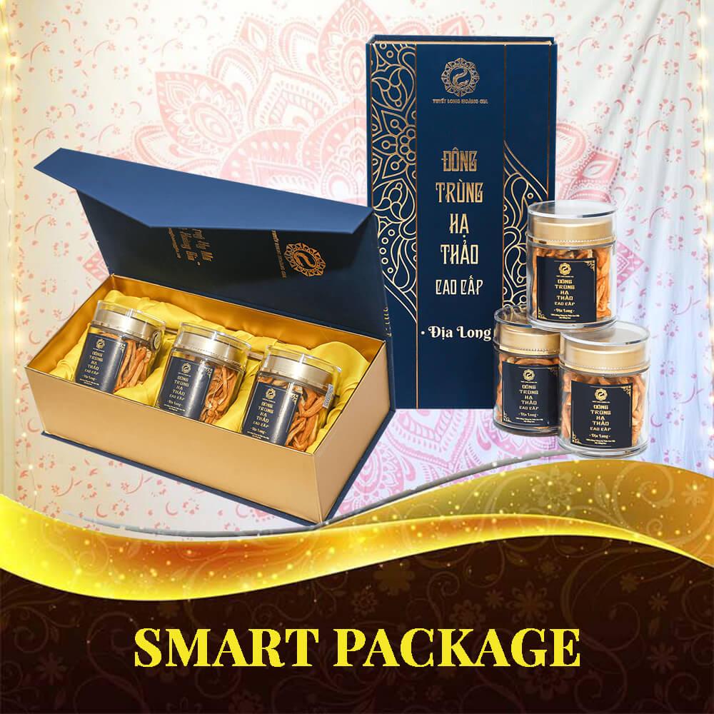 Gói SP SMART 6 tháng - nhận ngay 1 hộp Đại tặng thêm 1 hộp Trung (giảm 30% giá niêm yết lần mua sau)